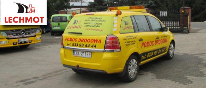 Pomoc drogowa Kluczbork