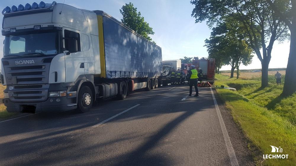 2017.06.30 Wypadek Bogdańczowice-Biadacz