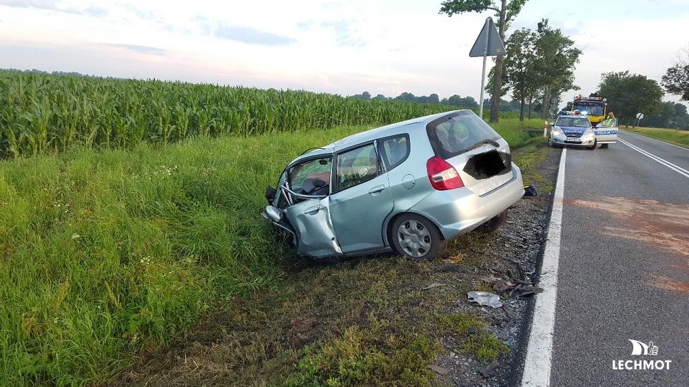 2017.07.07 Wypadek Sarnów-Biskupice